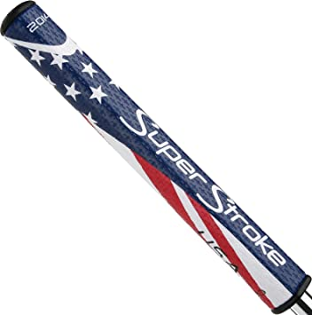 New Superstroke Slim 3 0 Ryder Cup Usa Red White Blue Putter Grip
