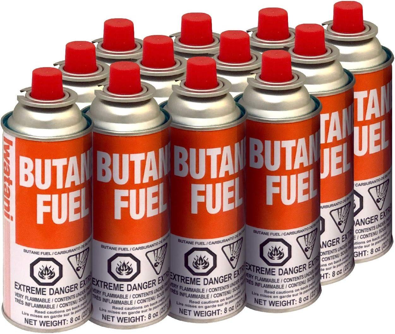Iwatani Butano Combustible Puede