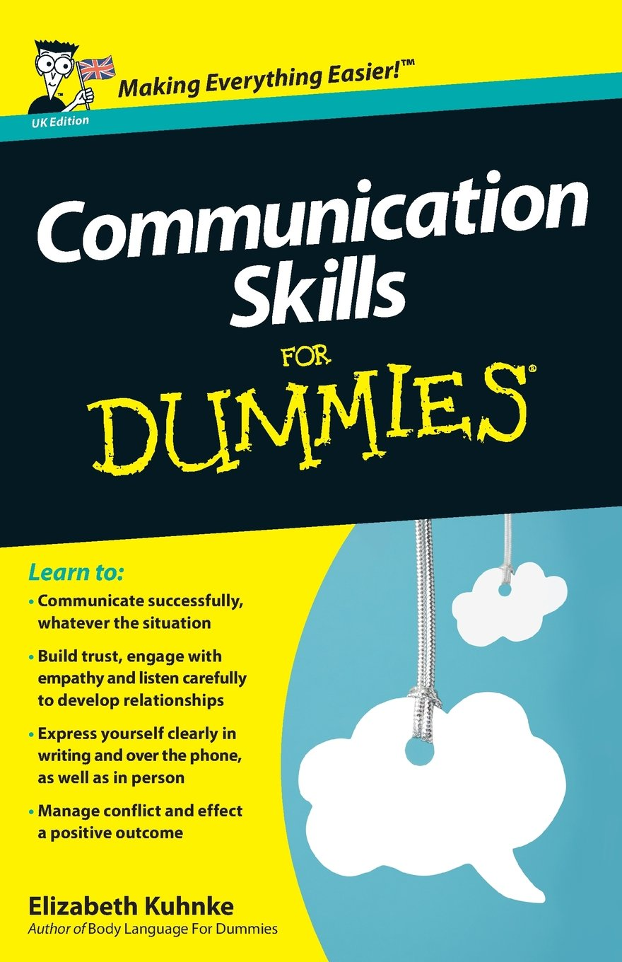 Buy communication skills for dummies book online at low prices in buy communication skills for dummies book online at low prices in india communication skills for dummies reviews ratings amazon 1betcityfo Image collections