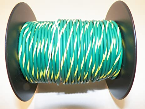wire spool Striped