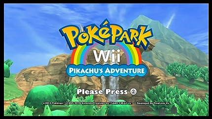 PokéPark Wii: Pikachu's Adventure - Wii U [Digital Code]
