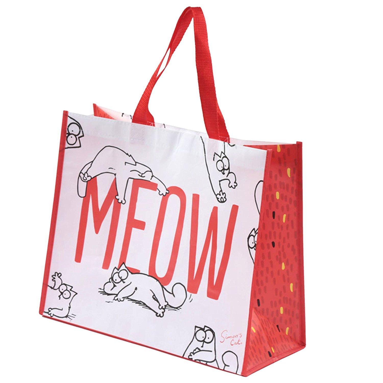 Simon's Cat Einkaufstasche - MEOW