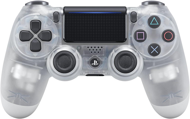 Sony - Crystal Gamepad V2 Dualshock 4 (PS4): Sony: Amazon.es ...