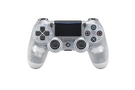 Sony Playstation PS4 Controller Dual Shock wireless crystal V2: Amazon.es: Electrónica