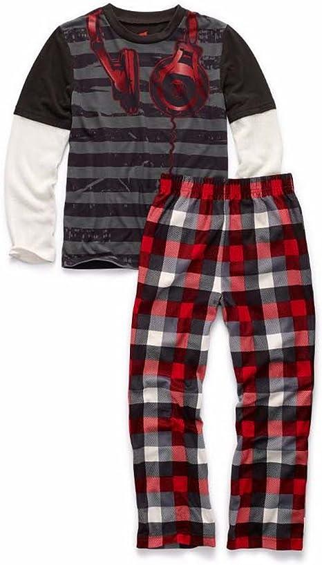 Hanes Boys Sleepwear 2-Piece Set