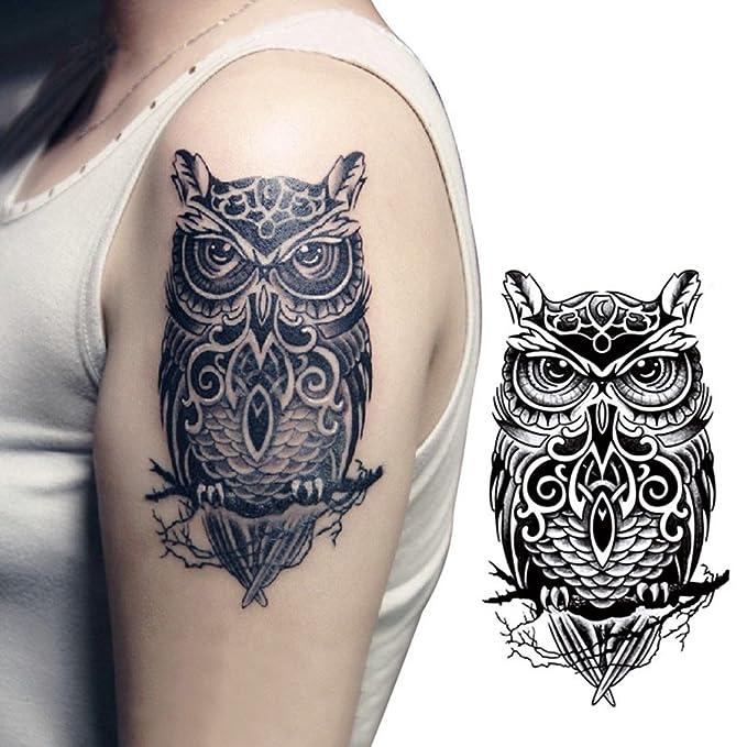 BESTIM INCUK Pintado a mano del tatuaje temporal a prueba de agua ...