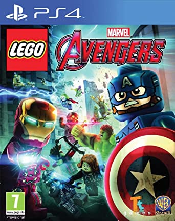 AvengersSony Vidéo PlaystationJeux Vidéo Marvel's PlaystationJeux AvengersSony Marvel's Lego Lego QCdtshr