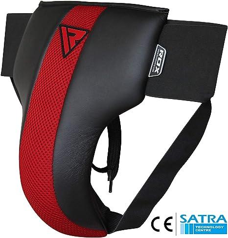 RDX Conchiglia Protettiva Sospensorio MMA Boxe Thai Supporter Cup Arti Marziali