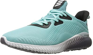 2a750bae180c adidas Women s Alphabounce 1 w Running Shoe Clear Aqua White Trace Grey 5 M