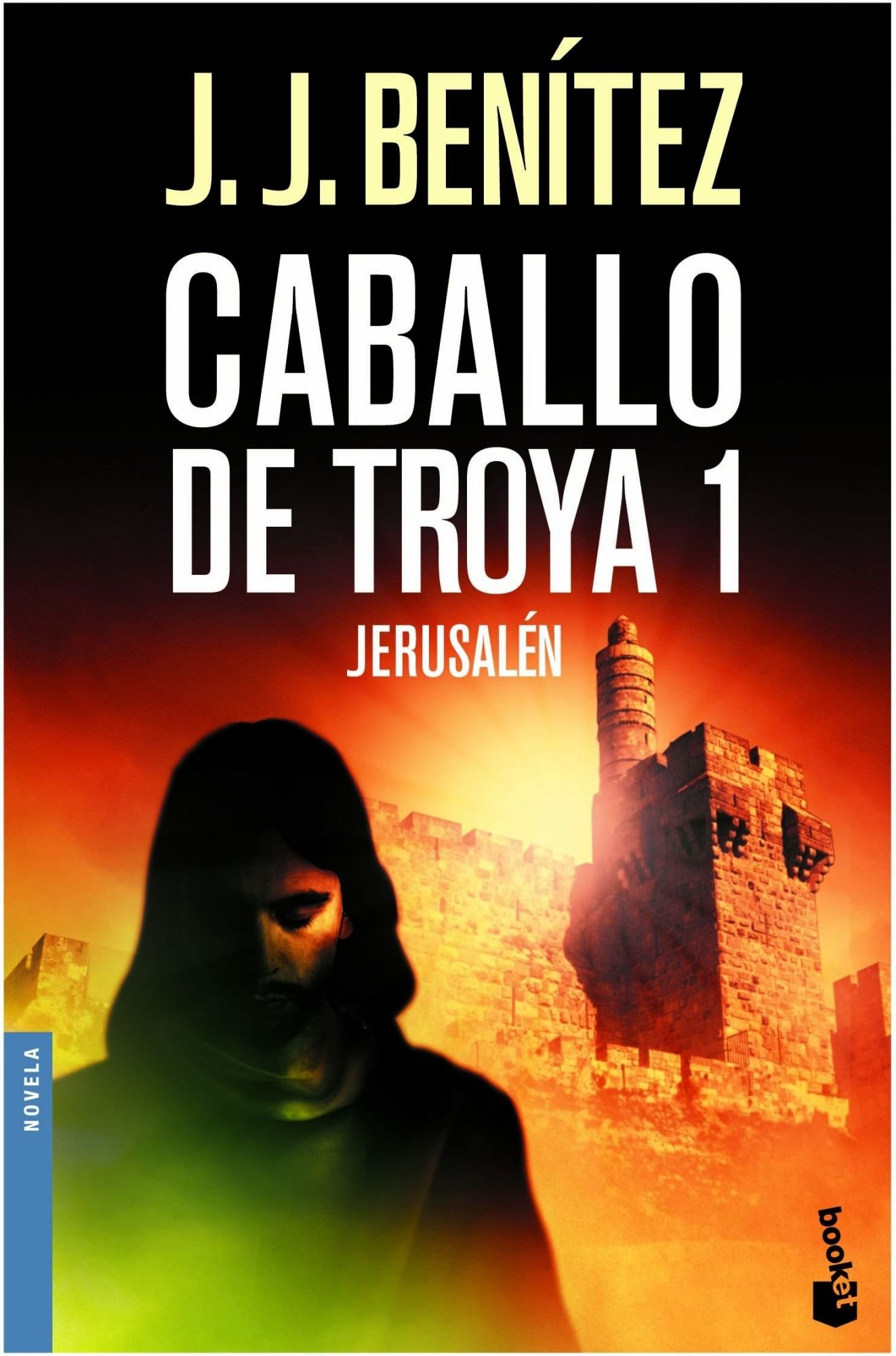 Jerusalén. Caballo de Troya 1 Biblioteca J. J. Benítez: Amazon.es ...