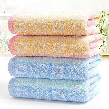 TOWEL Toalla de algodón puro - Toallas acolchadas grandes para hombres y mujeres Toalla de toalla