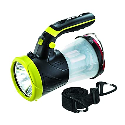 Review Rechargeable LED lantern Flashlight,