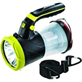 Rechargeable LED lantern Flashlight, USB Charging Cord Included, Super Bright 4 in 1 Portable LED Searchlight & Torch Light,