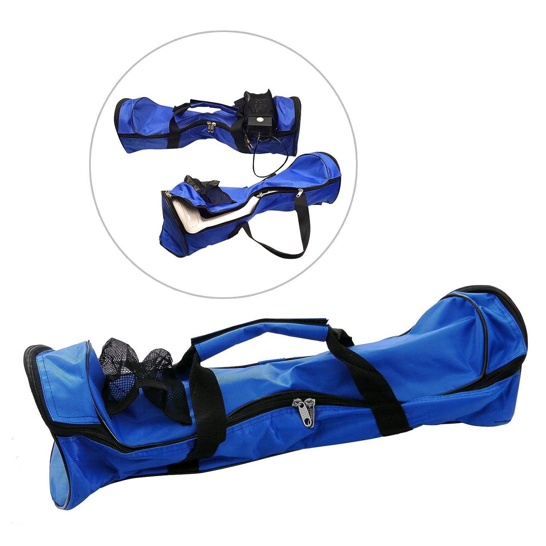 Bolsa Eaxus para patinete de nailon, deportiva, para transportar y proteger el dispositivo, dimensiones: 58,4x 18,6x 17,8cm
