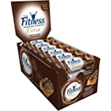 Fitness Delice Cioccolato Fondente Barretta di Cereali Integrali - Pacco da 24