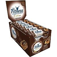 Fitness Delice Cioccolato Fondente Barretta di Cereali Integrali - Pacco da 24 X 22.5 G