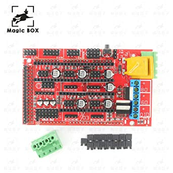 Amazon.com: Panel de control de impresora 3D MENDELPRUSA ...