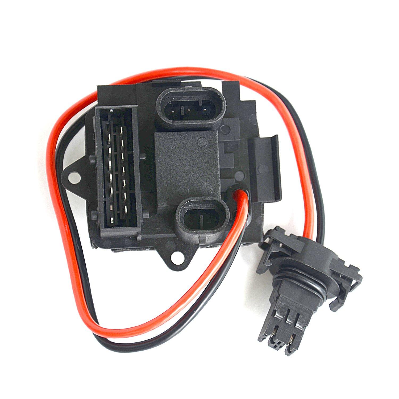 Soffiando motore resistenza Reostato 7701046941, 515083 Auto parts-GLD
