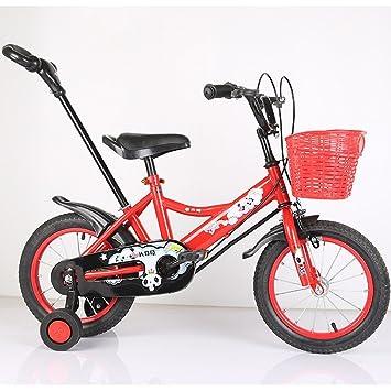 Bicicletas para niños Guo Shop 12/14/16 Pulgadas Bicicleta 2-3-
