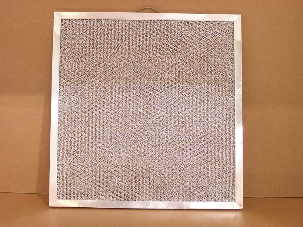 Broan 99010316 Range Hood Grease Filter Genuine Original Equipment Manufacturer (OEM) Part Silver