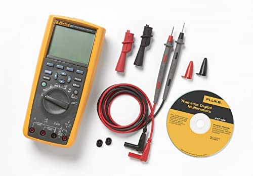 Best Fluke Multimeter For Electronics - Fluke 287 Multimeter Review