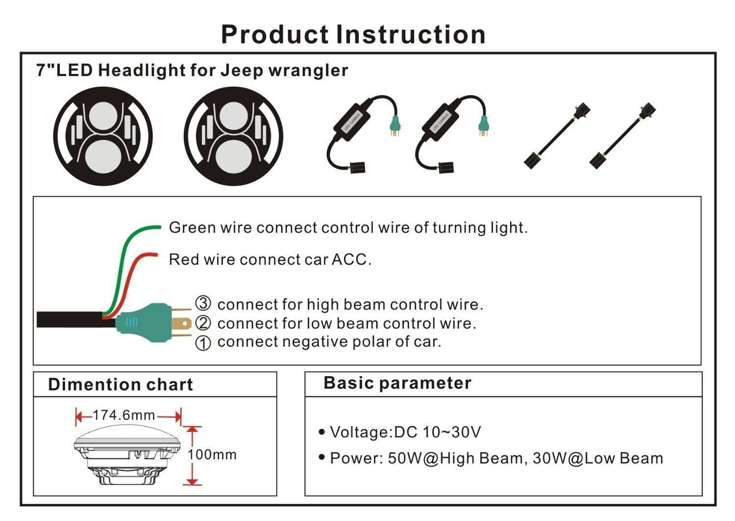 Wiring Instructions For Kc Lights