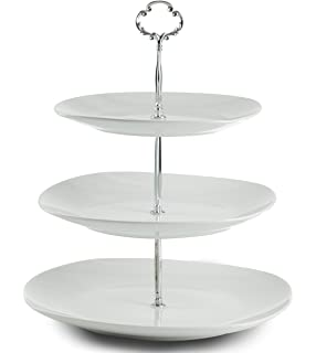 Very Amazon.com | 3 Tier Rectangular Serving Platter, Three Tiered Cake  NH47