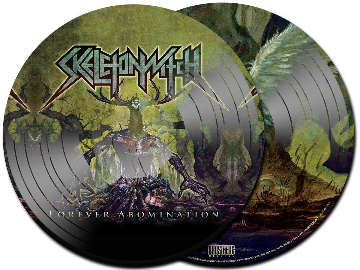 Vinilo : Skeletonwitch - Forever Abomination (LP Vinyl)