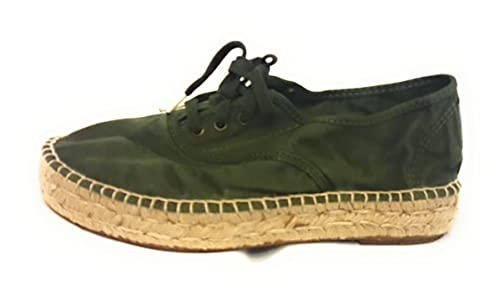 Natural WorldINGLES - Alpargatas - Khaki: Amazon.es: Zapatos y complementos