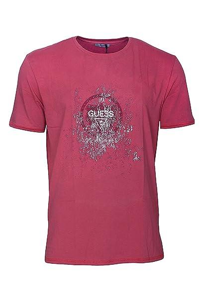 GUESS Beachwear - Camiseta - para Hombre Blanco