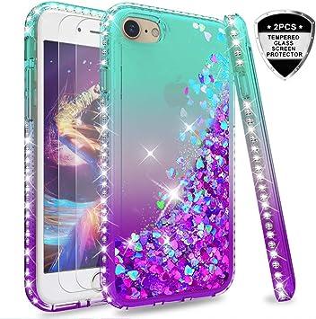 funda iphone 7 y cristal templado