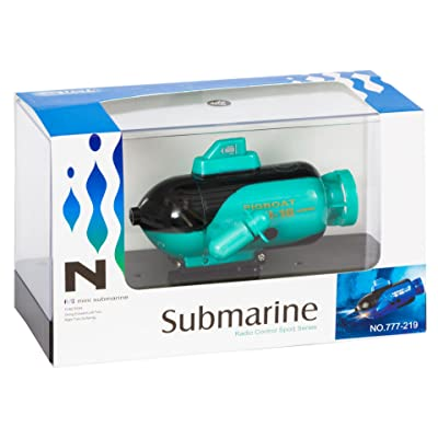 HQ Kites RC Mini Submarine Vehicle: Toys & Games