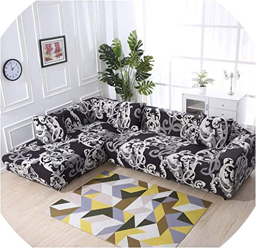 PearlMilkTea001 Juego de Funda nórdica de algodón para sofá Cama ...