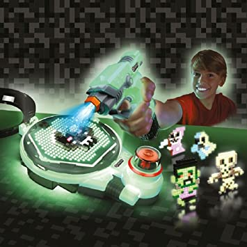 Qixels Glow In The Dark Fuse N Dry Combo Pack by: Amazon.es: Juguetes y juegos