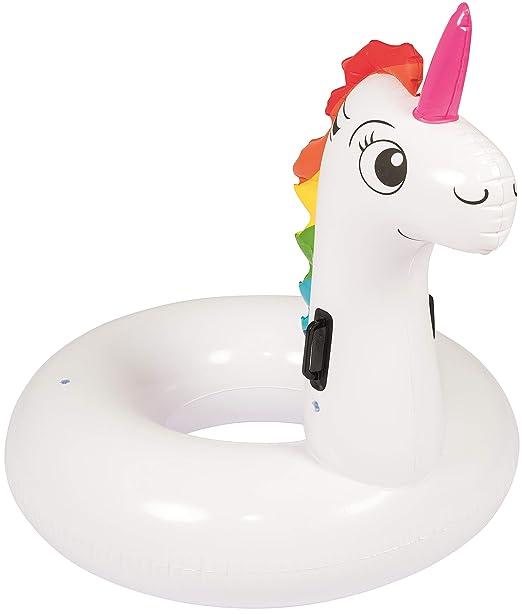 Bestway 36123 Flotador para bebé Vinilo, Rosa - Flotadores para bebé (Flotador, Estampado, Vinilo, Rosa, 90 kg, 1270 mm): Amazon.es: Juguetes y juegos