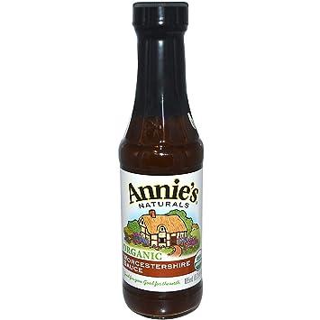 Annies Naturals, Organic, Worcestershire Sauce, 6.25 fl oz (185 ml)(