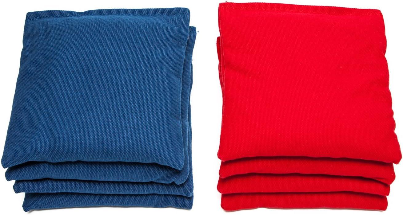 Weather Resistant Cornhole Bags (Set of 8) by SC Cornhole:: Choose Your Colors