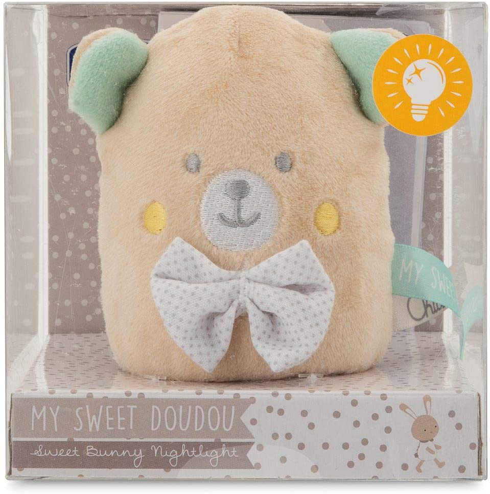 Chicco 00009602000000 Night Light Teddy Bear Beige DOU DOU