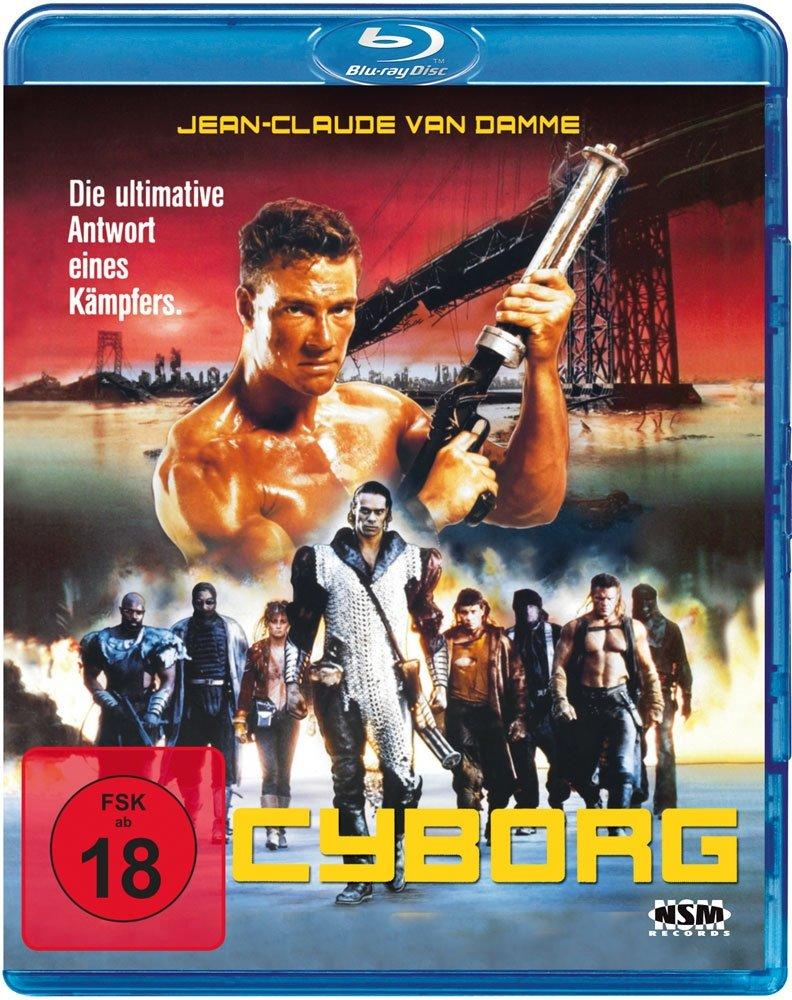 Cyborg [Alemania] [Blu-ray]: Amazon.es: Jean-Claude van ...