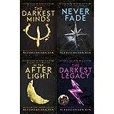 Darkest minds alexandra bracken collection 4 books set