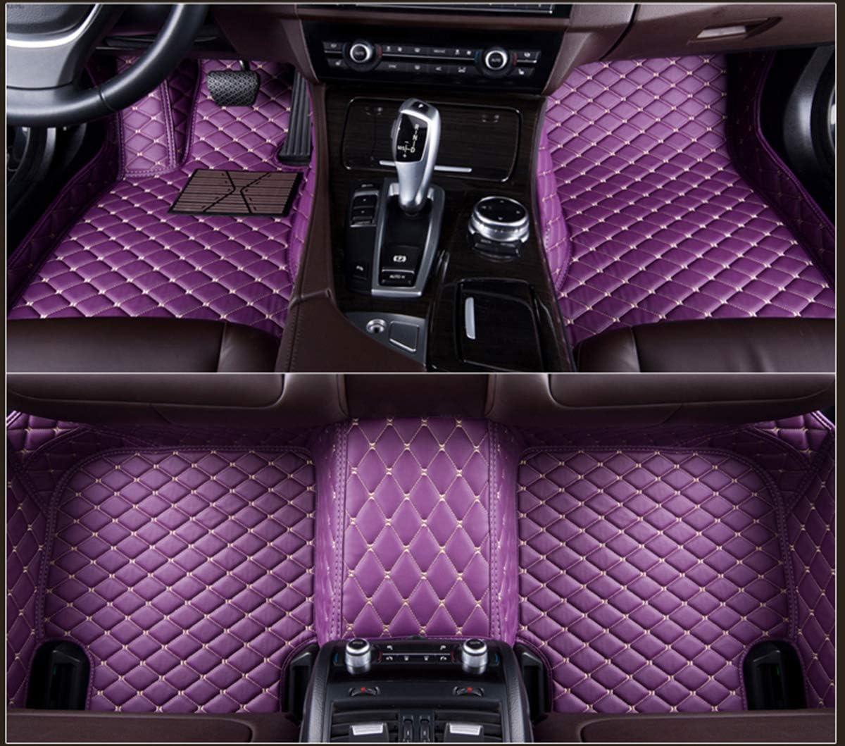 Passenger /& Rear Floor GGBAILEY D60355-S1A-CC-CHAR Custom Fit Car Mats for 2018 Land Range Rover Velar Charcoal Driver