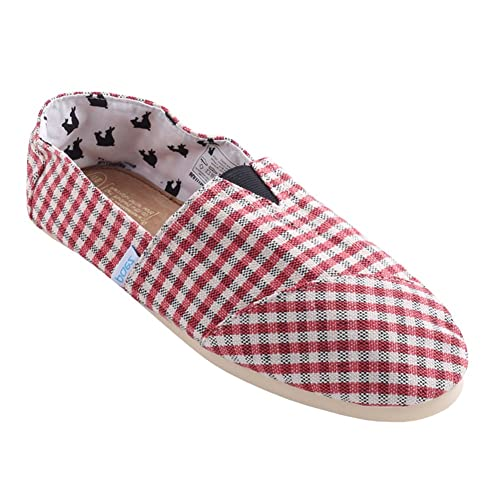 PAEZ Mens FOLKIES Condorito Canvas Alpargatas ...
