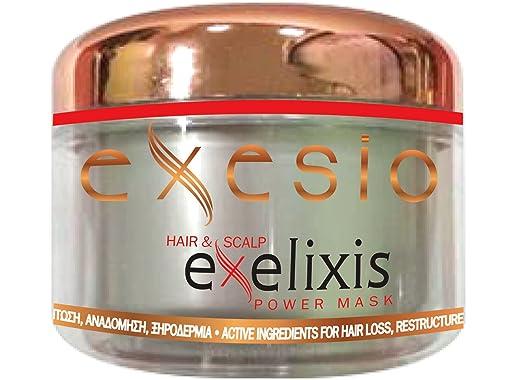 1 opinioni per Exesio- Exelixis Deep Conditioning Hair Mask- Trattamento per capelli secchi