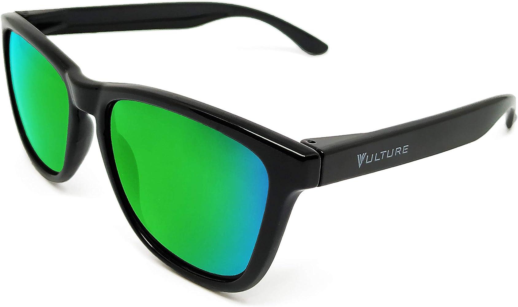 VULTURE · ALFA GREEN · Gafas de sol polarizadas con protección ...