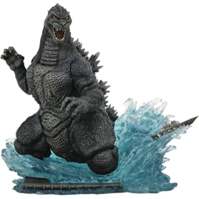 DIAMOND SELECT TOYS Godzilla Gallery: Godzilla 1991 Deluxe PVC Figure: Toys & Games