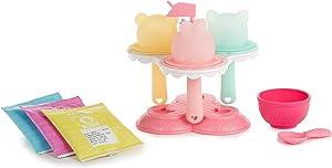 Num Noms Lights Freezie Pop Maker with Food Playset