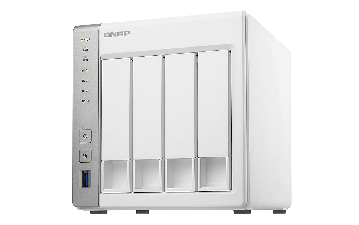 QNAP TS-431P/24TB-RED 4 Bay NAS -