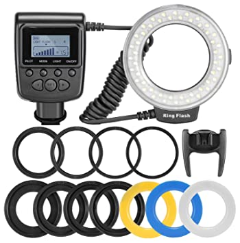 Buy Neewer 48 Macro LED Ring Flash Light line at Low Price in