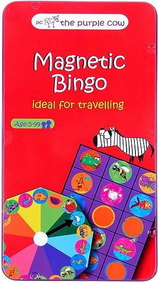 Fournier - Bingo magnético, Juego de Mesa (1034982): Amazon.es: Juguetes y juegos