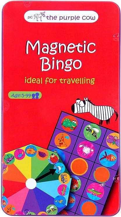 Fournier - Bingo magnético, Juego de Mesa (1034982): Amazon.es ...